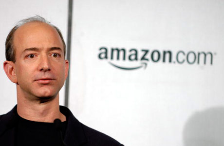 Jeff Bezos - Crazy about Conversion Rate Optimisation